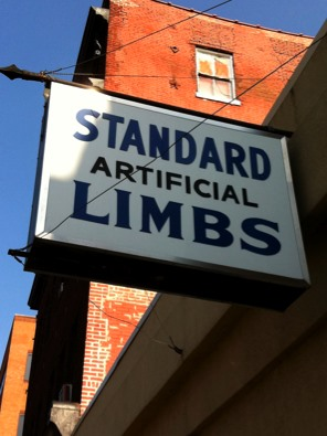 Standard Artificial Limbs