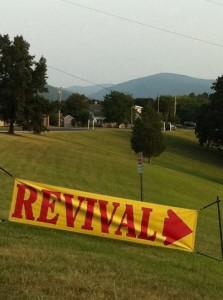 Revival Meeting - Elkton CA