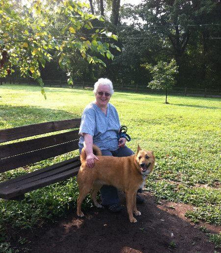 Nothing is random, Maggie Edens, Azalea Dog Park, Asheville, NC