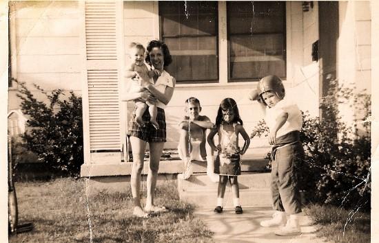Family Photo 1959