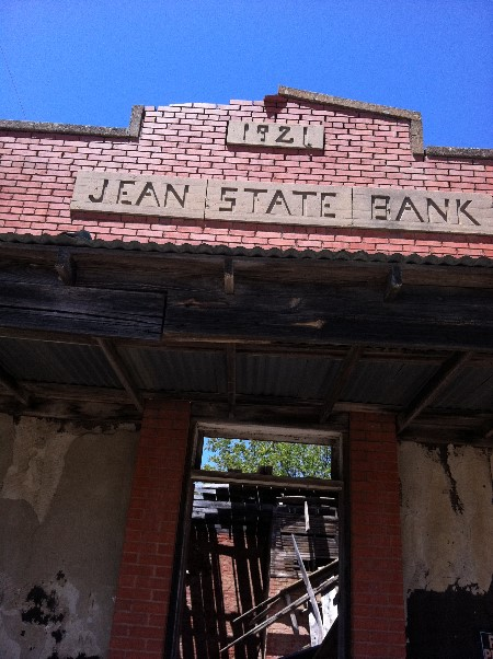 Jean State Bank - 1921