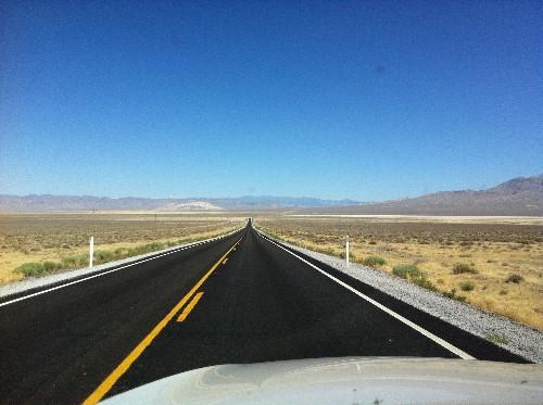 U.S. 50 - Nevada
