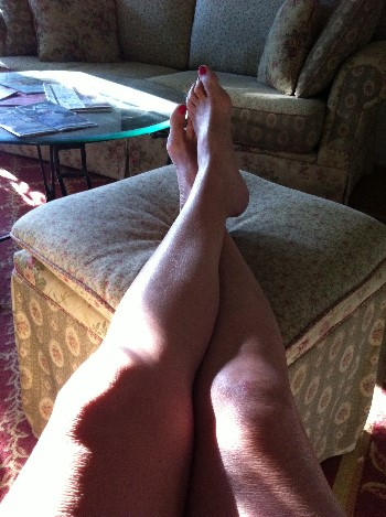 Put Your Feet Up