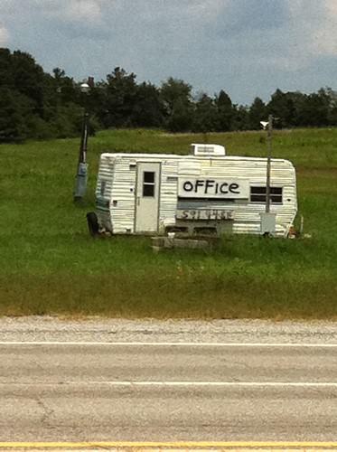 Mobile Office in Field