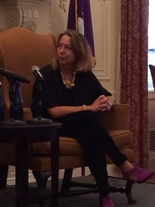 """Jill Abramson """"I am not shamed to say I was fired."""""""