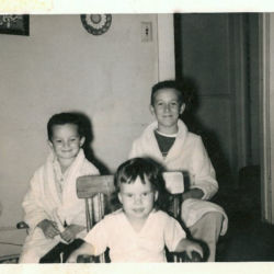 Garrett, Jean and Don, 1959