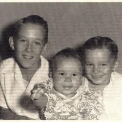 San Fran Days, 1957